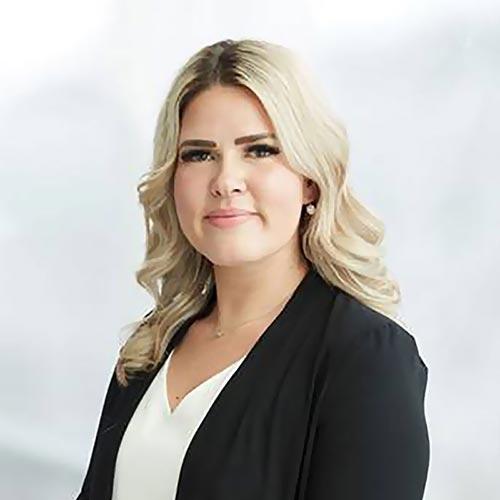 Lianna Woollard, R.N., Student at Law