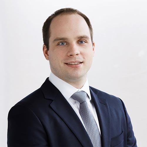 Medical malpractice lawyer Nicholas Sampson